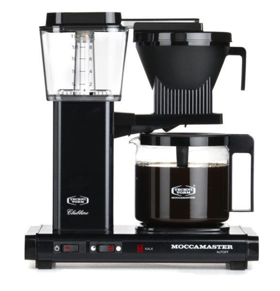 Кафемашина за филтърно кафе MOCCAMASTER